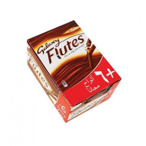 Galaxy Flutes Chocolate 36+6 Free
