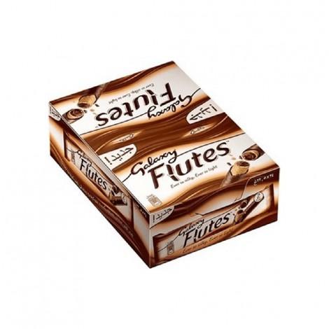 Galaxy flutes chocolates bars 22.5 gm 10+2 FREE
