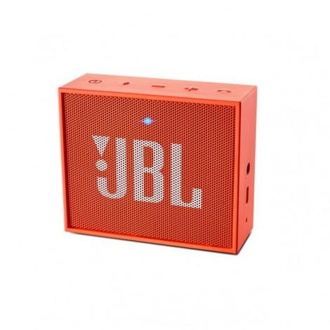 JBL GO Portable Bluetooth speaker ORANGE