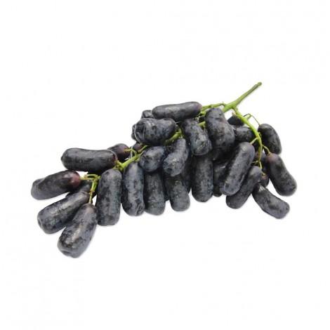 Grape Black Seedless Sapphire, Australia, Per Kg