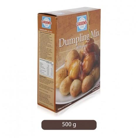 Green-s-Dumplings-Mix-With-Yeast-500-g_Hero