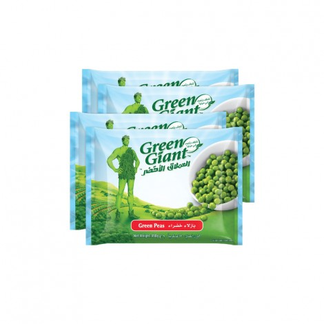 Green Giant Garden Peas 4X450gm