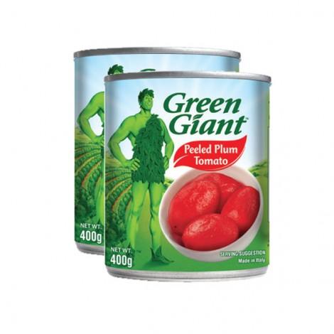 Green Giant Whole Peeled Tomatoes 2X400Gm