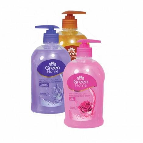 Green Home Hand Wash Liquid 3x500 ml