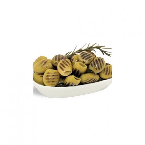 Grilled Green Olives Per Kg