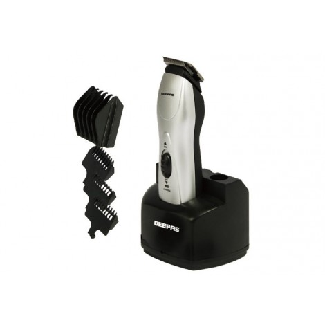 GEEPAS RECHARGEABLE TRIMMER 5 ATTACHM GTR34N
