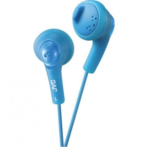 JVC Gumy Earbuds, Blue