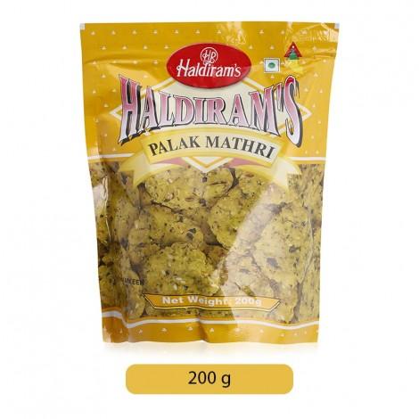 Haldirams Palak Mathri - 200 g