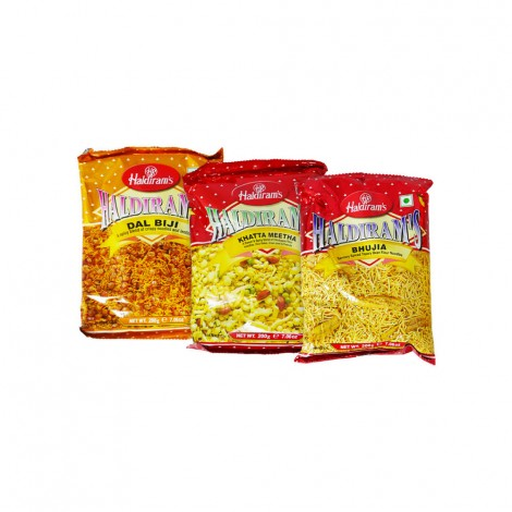 Haldirams Mamkeen Assorted 3X200gm