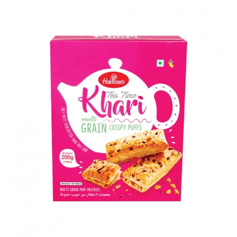 Haldirams Tea Time Kgari Assorted - 200gm