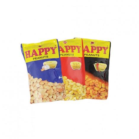 Happy Peanut Salted 3X100gm