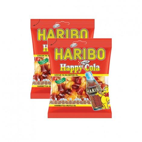 Haribo Happy Cola - 2x160gm