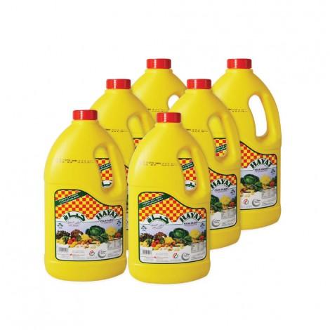 Hayat Vegetable Oil 6x1.8Ltr Jar