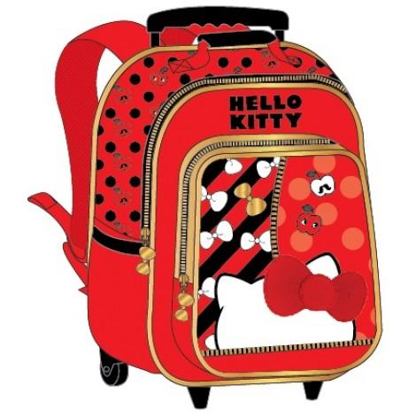 Hello Kitty (3365) School Bag Trolley HK332-1003B