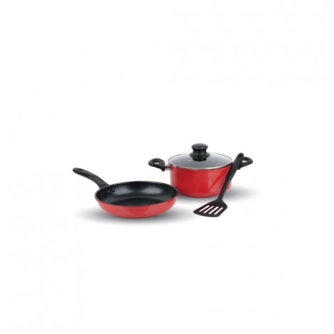 Homeway 4pcs Non Stick Cooking Set