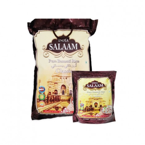 India Salaam Basmati Rice 5 kg + 1 kg
