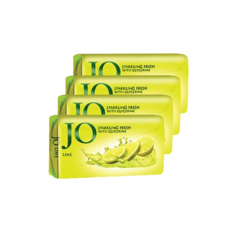 Jo Lime Soap - 4x150gm