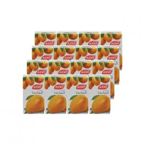 Kdd Assorted Juice 13+3x125ml