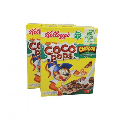 Kellogg'S Cocopops Chocos, 2x375gm