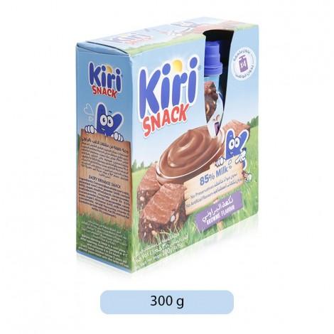 Kiri Dairy Brownie Flavor Dessert Snack Cream - 4 x 75 g