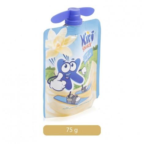 Kiri Dairy Vanilla Flavor Dessert Snack Cream - 75 g