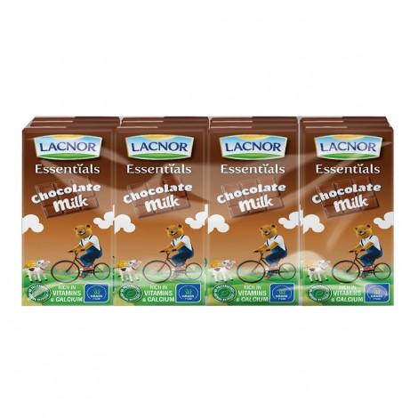 Lacnor Flavored Milk Chocolate - 12x180ml