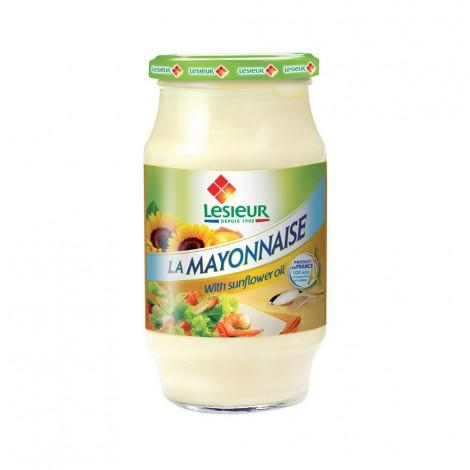 Lesieur La Mayonnaise with Sunflower Oil - 710 gm
