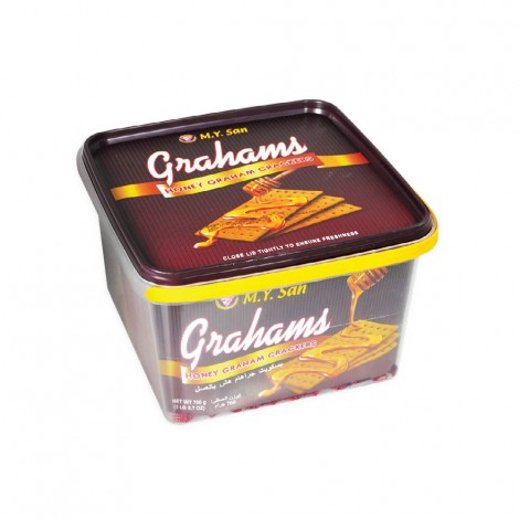 M.Y.San Grahams Crackers 700Gm Honey