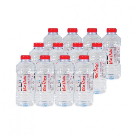 Mai Dubai Pure Drinking Water 12X330Ml