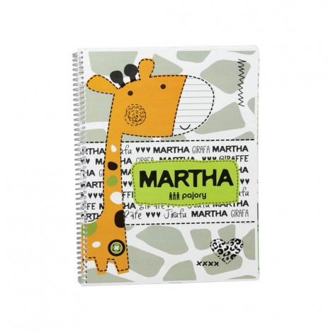 Maxi Kids Fun Notebook Stapled A4 60 Sheet