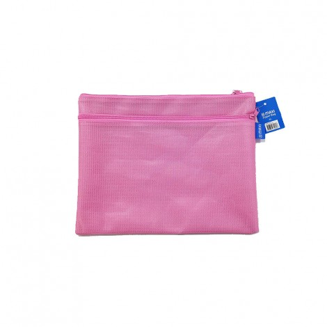 Maxi Zipper Film Cover Bag A4