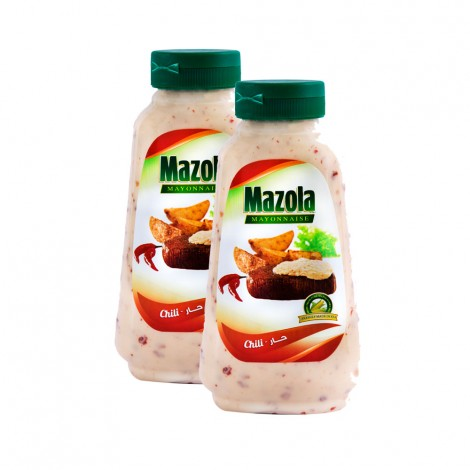 Mazola Mayonnaise Chili, 2x340gm