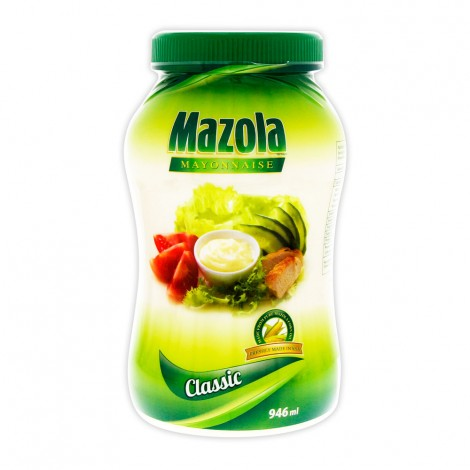 Mazola Mayonnaise Classic, 946ml
