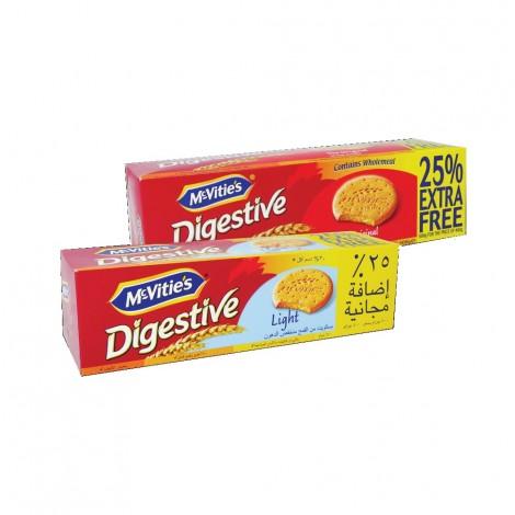 Mcvities digestive Original 2X400gm