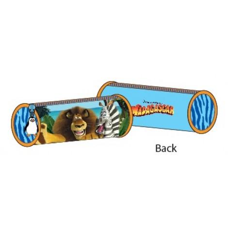 Madagascar (7968) Pencil Case Bag Round MD02-623