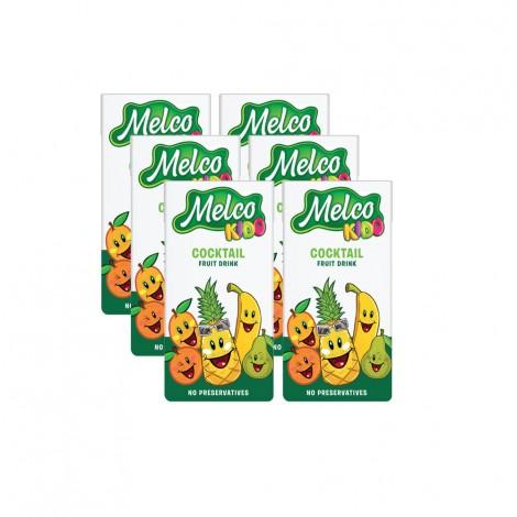 Melco Fruit Cocktail Juice - 6x125ml