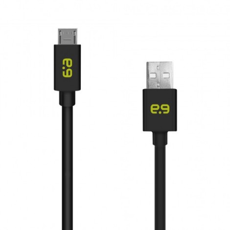 Puregear Micro Usb Cable Charge,Sync Black 60602PG