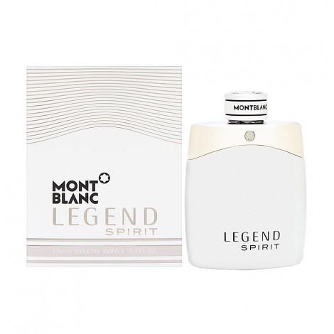 Montblanc Legend Spirit For Men Eau de Toilette (EDT) 100 ML