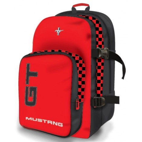 Mustang School Bag Ferrari BackPack  MST43A-512
