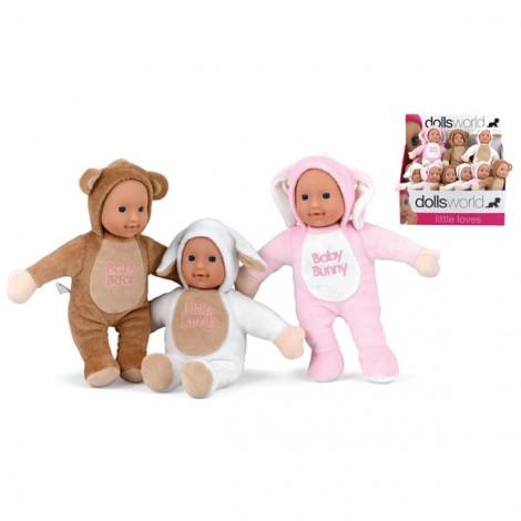 Dolls World My Little Friend 23Cm 9/3 Asst