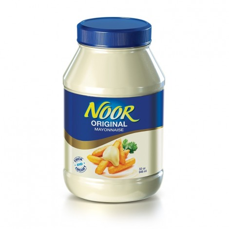 Noor Original Mayonnaise, Jar 32 oz.