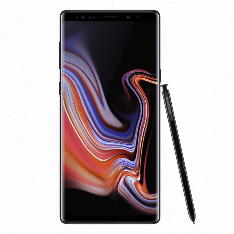 Samsung Galaxy Note 9, Midnight Black, 128GB, SM-N960