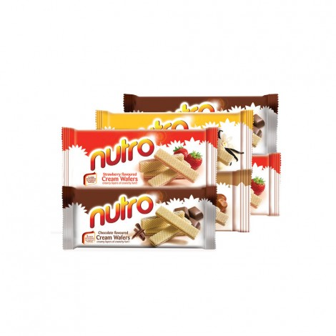 Nutro Assorted Wafer - 5+1