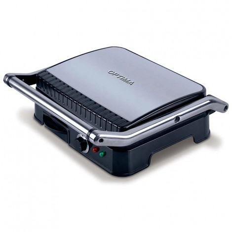 Optima 2000W Stainless Steel Grill, GR1800