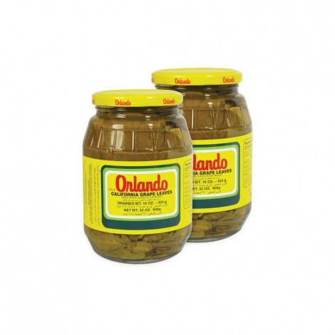 Orlando Vine Leaves 2X32 Oz