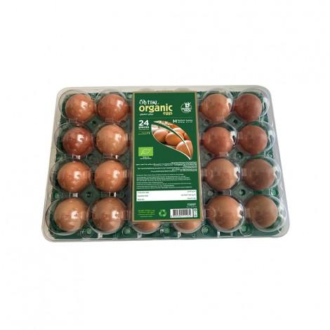 Orvital Organic Eggs - 24's