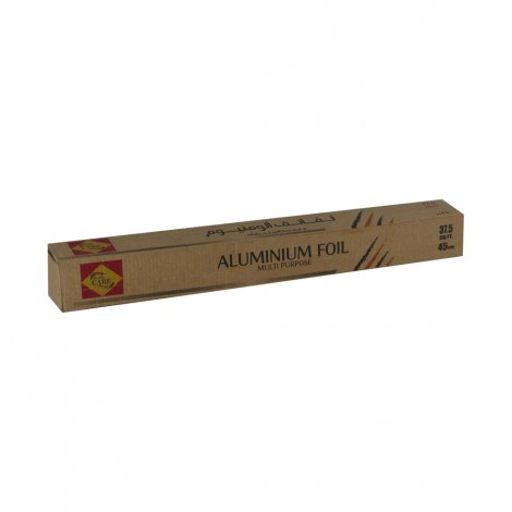 Euro Care Aluminum Foil 37.5 Sq
