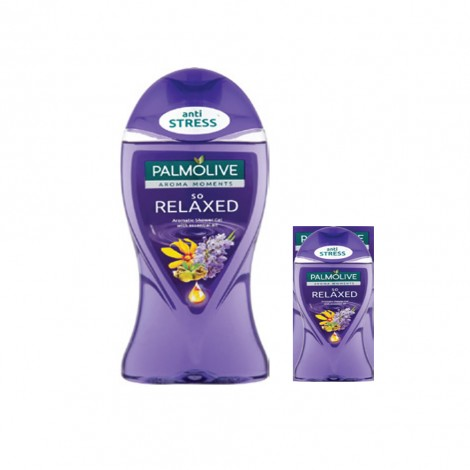 Palmolive Shower Gel So Relaxed 500ml + 250ml