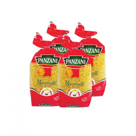 Panzani Vermicelli 2+2x500gm