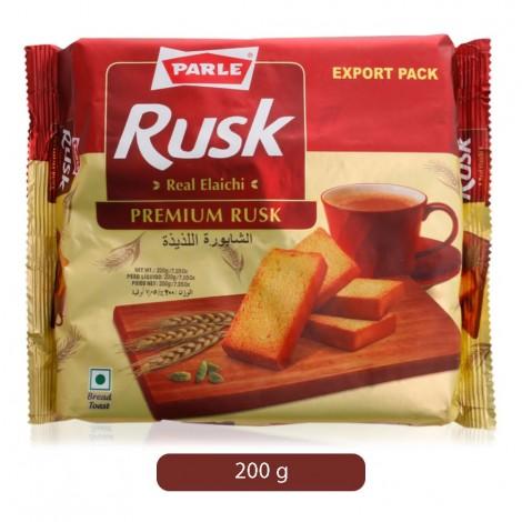Parle Real Elachi Premium Rusk - 200 g